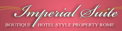 Imperial Suite - Boutique Hotel Style Property Rome